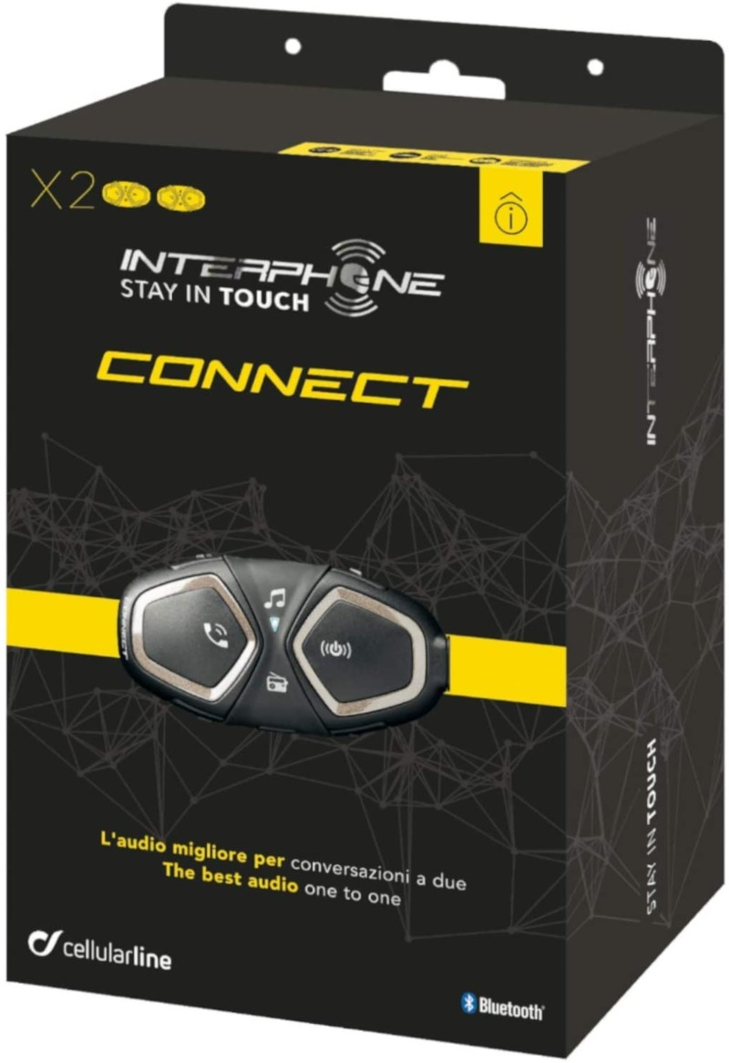 interfono-connect-x2-cellularline